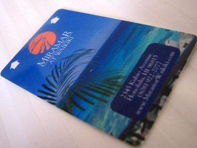 ハワイ ミラマーアットワイキキホテル