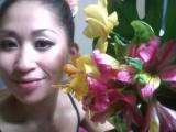 まゆみ結婚式 花とHARU
