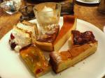 アフタヌーンティー ケーキ2