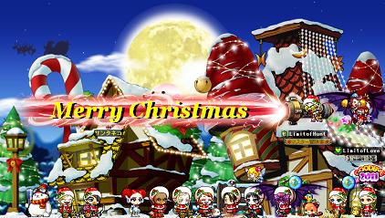 ギルクリスマス2011②