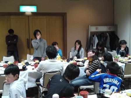 お食事会②