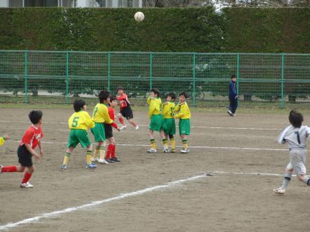 試合2-2