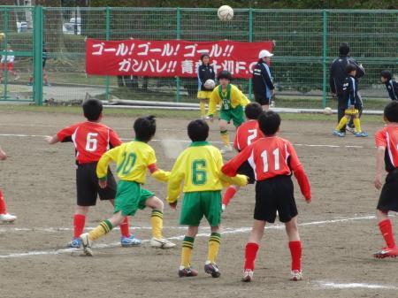 試合2-1