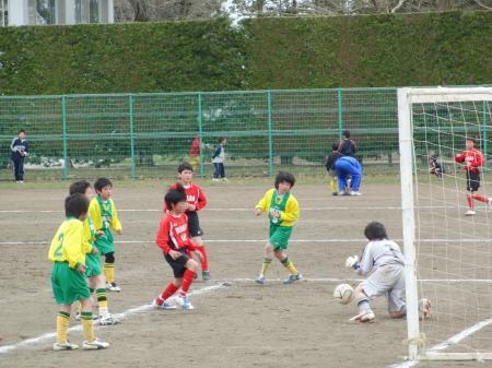 試合2-3