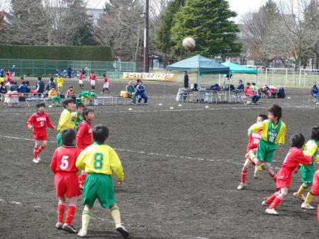 試合4-1