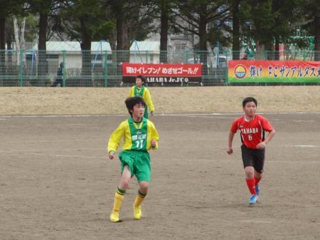 試合2-4