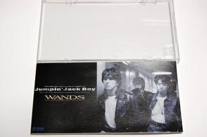 WANDS/Jumpin'Jack Boy