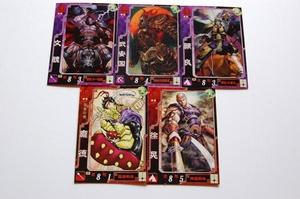 三国志大戦3.0・3.1 コスト2.0 カード5枚(魏・漢)