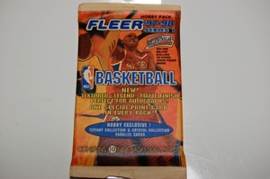 【未開封:NBAカード】FIEER 97-98 バスケットカード