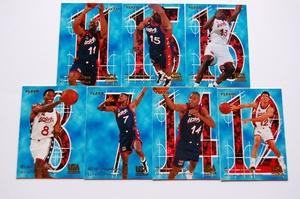 【NBAカード】オリンピック代表 バスケカード