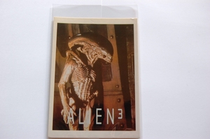 映画 エイリアン3 ポストカード