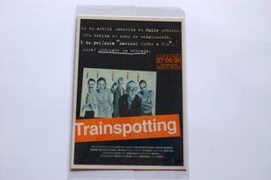 映画 トレインスポッティング ポストカード