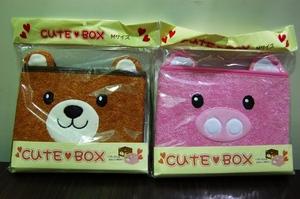 子供の玩具入れにぜひ!キュートBOX 2個セット