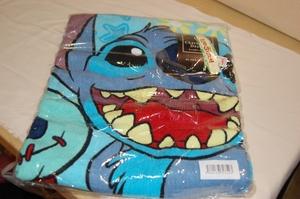 タオルケット lilo&stitch スティッチ ディズニー