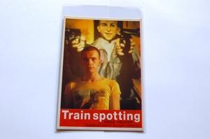 映画 トレインスポッティング ポストカード 2 ユアン・マクレガー