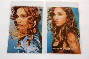マドンナ Madonna ポストカード