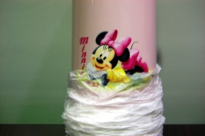 水筒 ミニーマウス ステンレスボトル