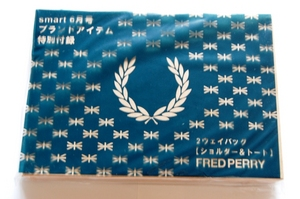 FRED PERRY 2ウェイバッグ