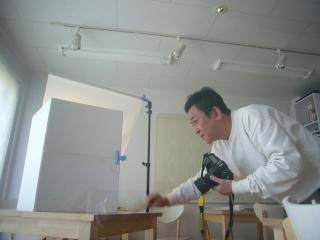 郷間君メニュー写真撮影1回目1