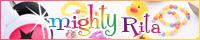 Ritaさんのニューアルバム「mighty」、応援中!