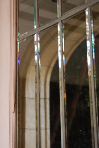 虹の窓枠①