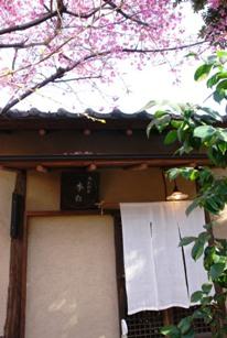 桜の玄関60