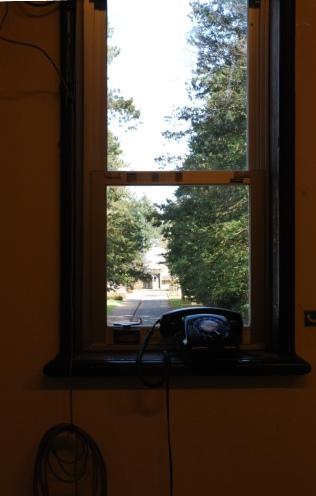 82年変わらない窓の外