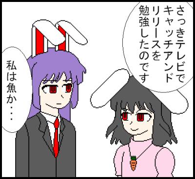 キャッチ・アンド・リリース4