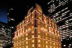 オムニ バークシャー プレイス ニューヨーク ホテル