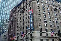 アメリタニア ホテル ニューヨーク