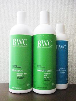 BWC shampoo