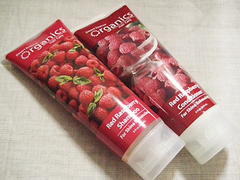 red raspberry shampoo