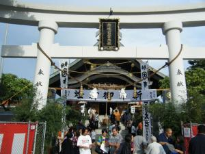 Hawaii izumo shrine2