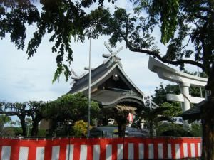Hawaii izumo shrine1