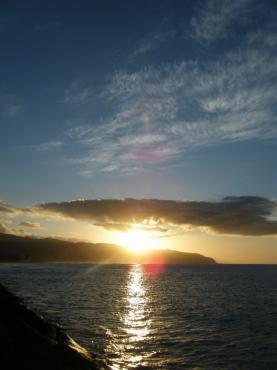 sunset@Hareiwa 1312009