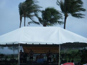ukulele picnic in hawaii 2009