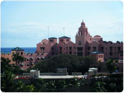 Royal Hawaiian Hotel 4252009