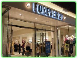 FOREVER21 PearlRidgeCenter