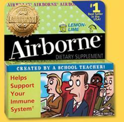 airborne lemonlime
