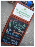 KCCファーマーズマーケット sign1