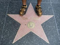 トムクルーズ ハリウッド
