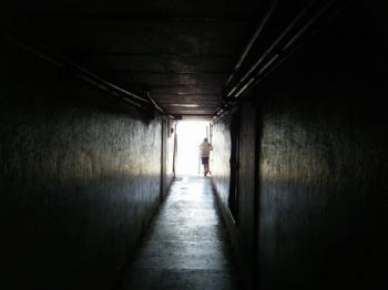 ダイアモンドヘッド トンネル