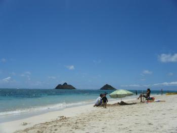 lanikai beach 7.12 2009