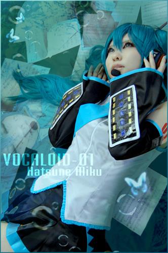 VOCALOID-01 初音ミク