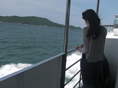坂手島船中1