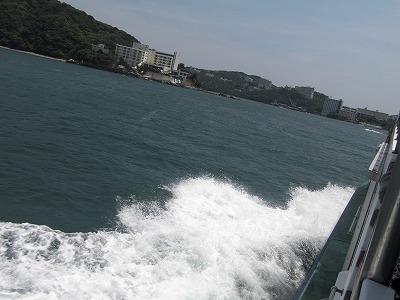坂手島船中3