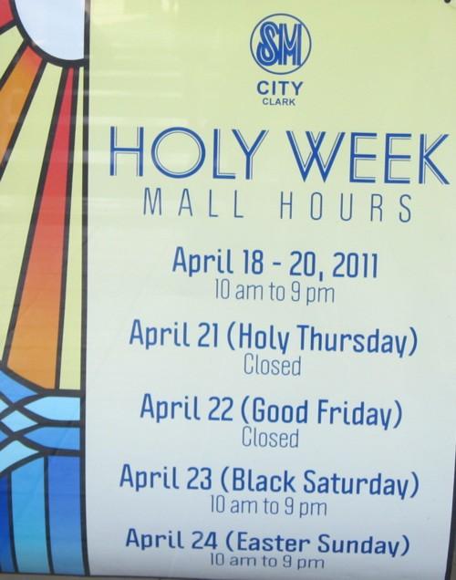 sm mall hour041811
