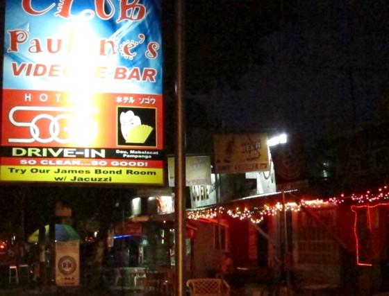 mabalacat bar