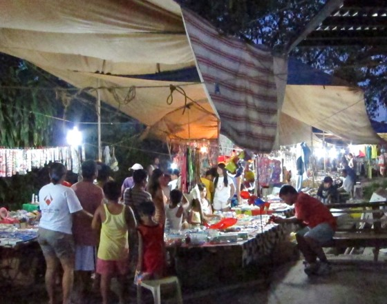 mabalacat market