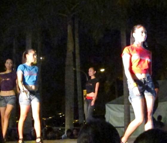 SM fashion show050711